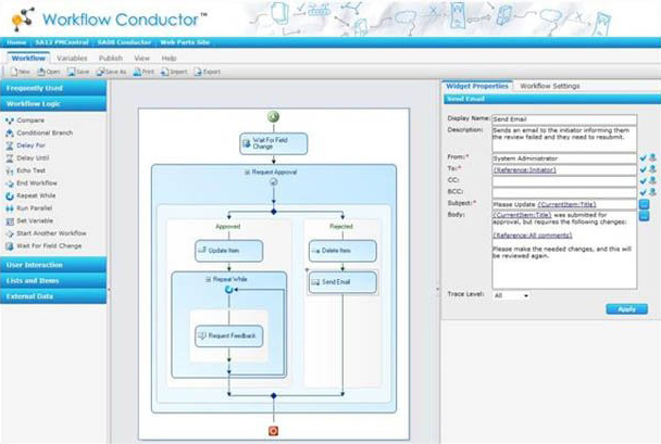 Workflow Conductor