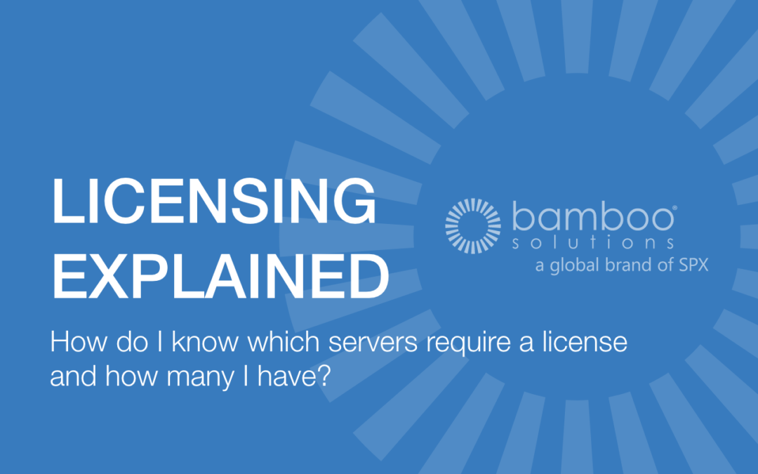 Licensing Your Bamboo On-Premises Products Explained