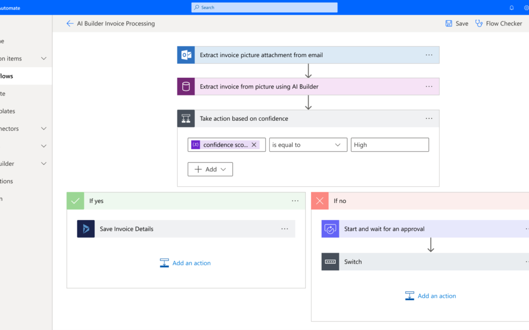 What is Microsoft Flow? – Power Automate App for Office 365