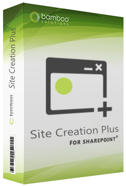 Site Creation Plus