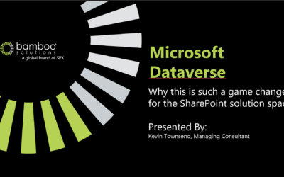 How Microsoft Dataverse is changing everything for your business